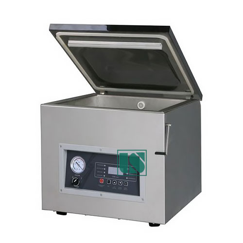 Настольный вакуумный упаковщик DZQ-500/T