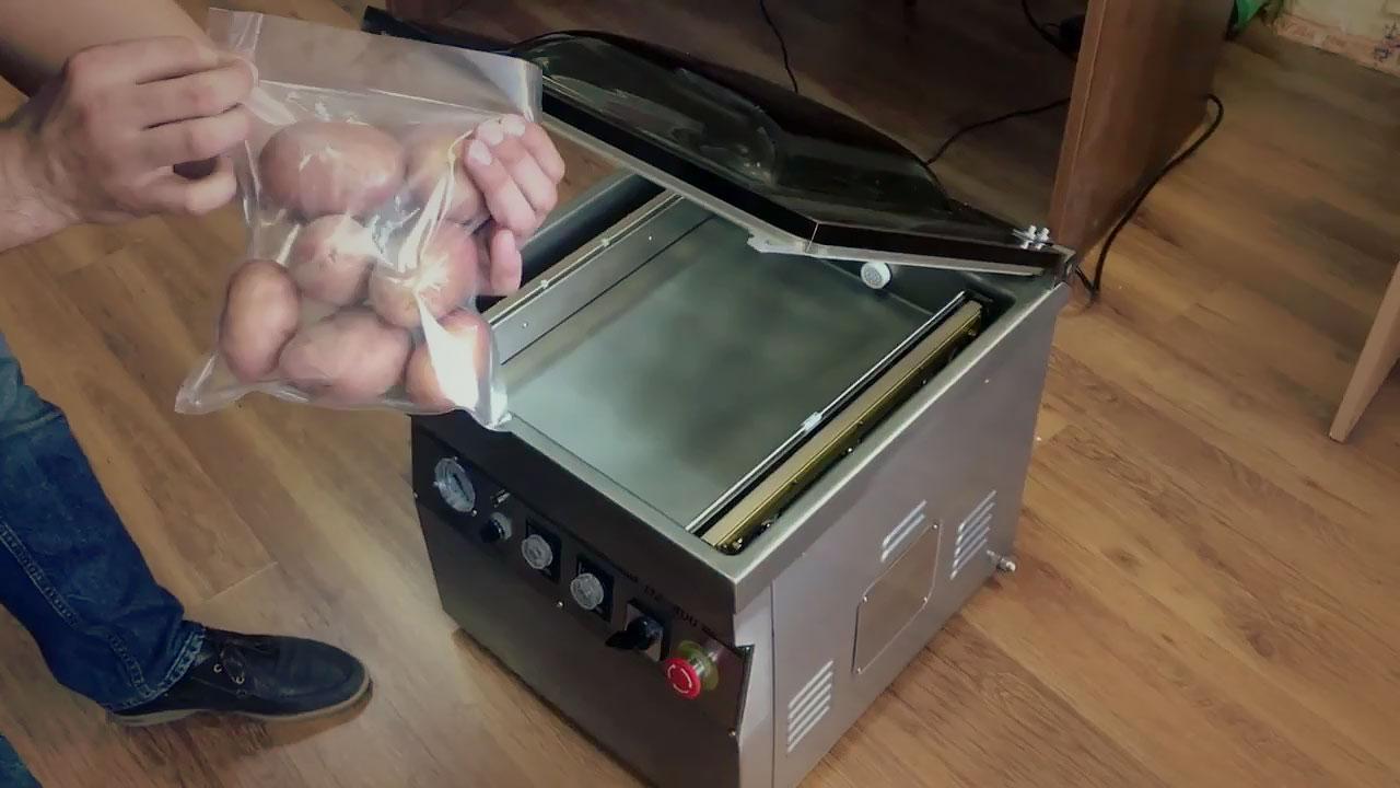 Как выбрать вакуумный упаковщик