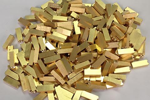 Литера печати из металла - Маркировочные материалы
