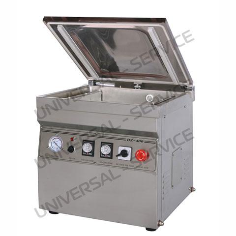 Настольная вакуум-упаковочная машина HVC-400/2T (DZ-400/2T)
