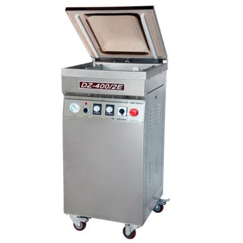 Напольный вакуумный упаковщик DZ-400/2E